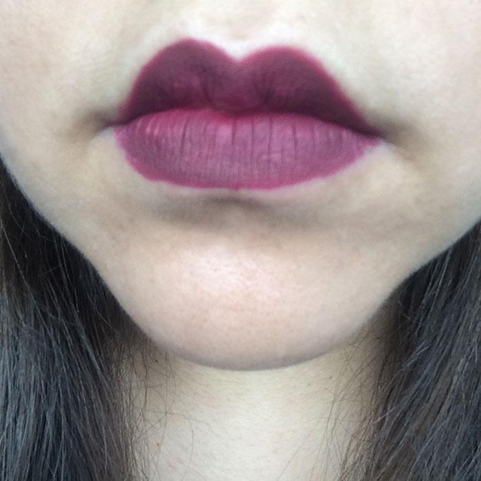 Huda Beauty Lip Contour Matte Pencil In 'Famous'