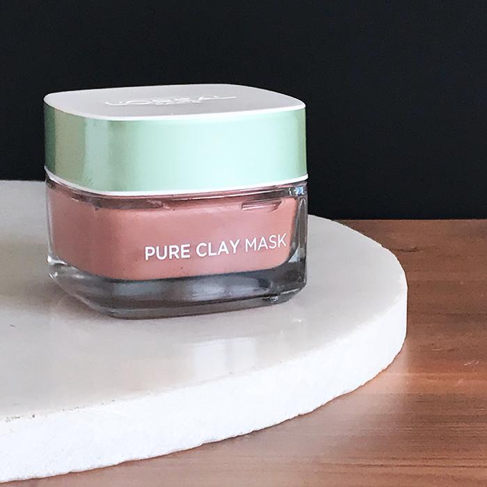 L'Oréal Paris Pure Clay Exfoliate & Refining Mask