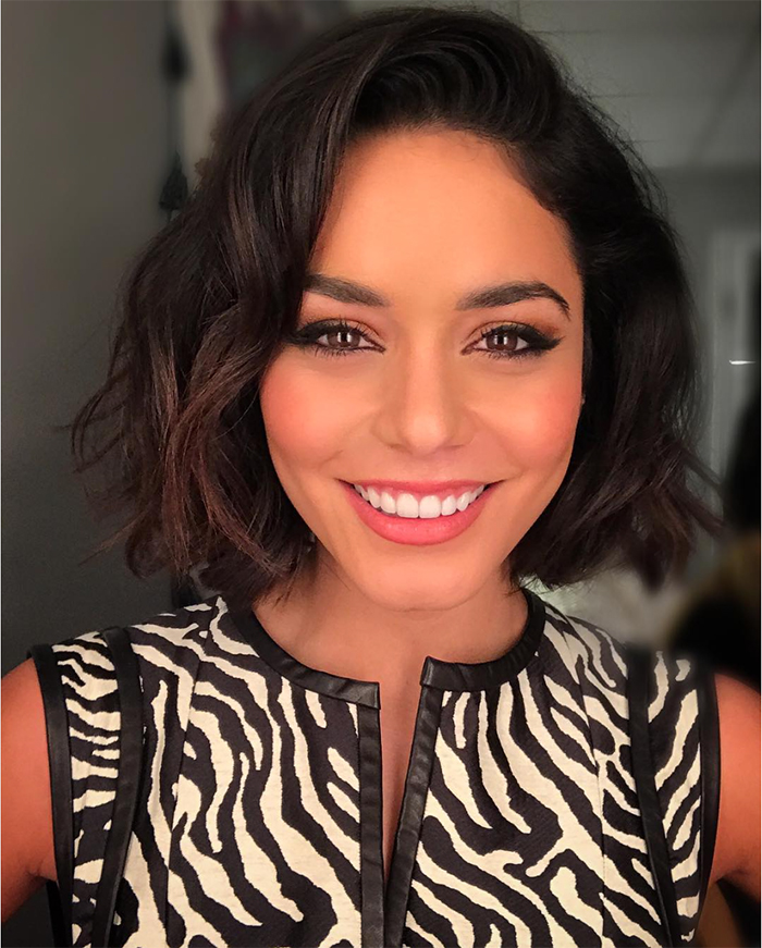 Vanessa Hudgens | Source: Molly Stern (Instagram @mollyrstern)