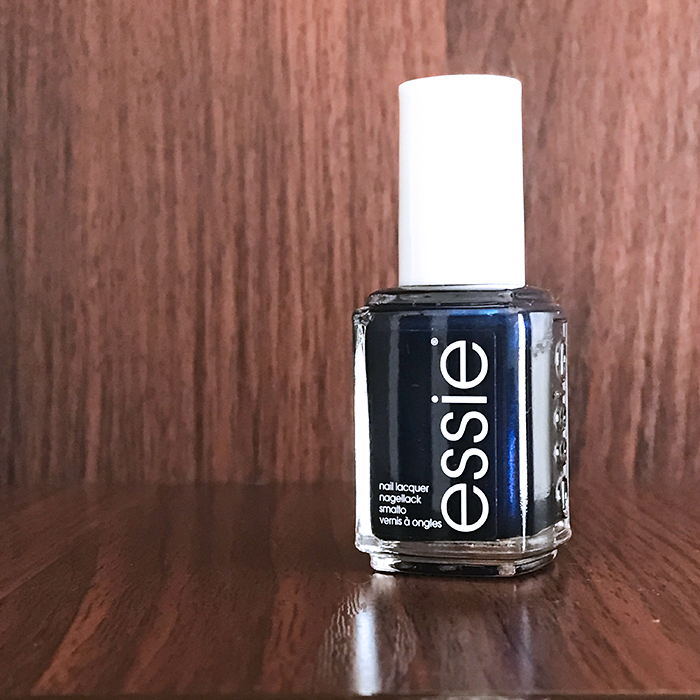 Essie Nail Polish In 'Midnight Cami'