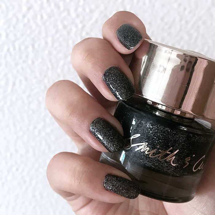 Review Smith Cult Nail Lacquer In Dirty Baby Glossip Girl