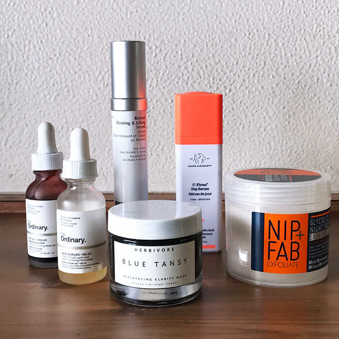 Purging Or Breakouts