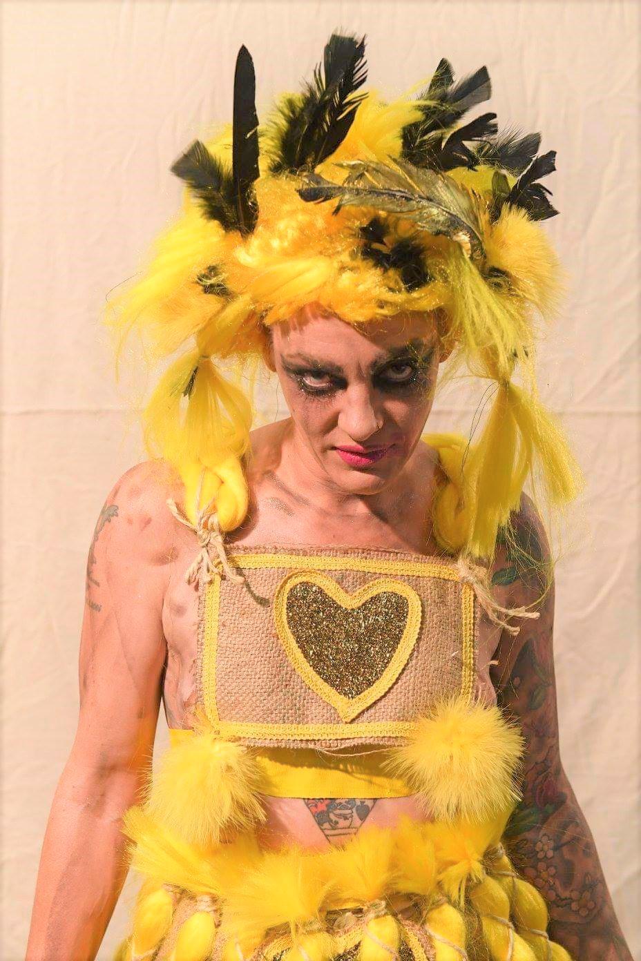The Human Chameleon - Rapunzel - Costume by Kristine Walker (2).jpg
