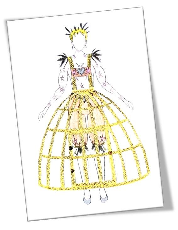 The Human Chameleon - Rapunzel - Costume Design by Kristine Walker.jpg