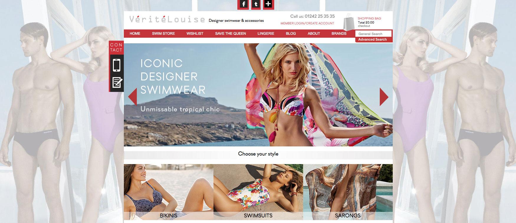 Responsive Wordpress ecommerce website design and development.