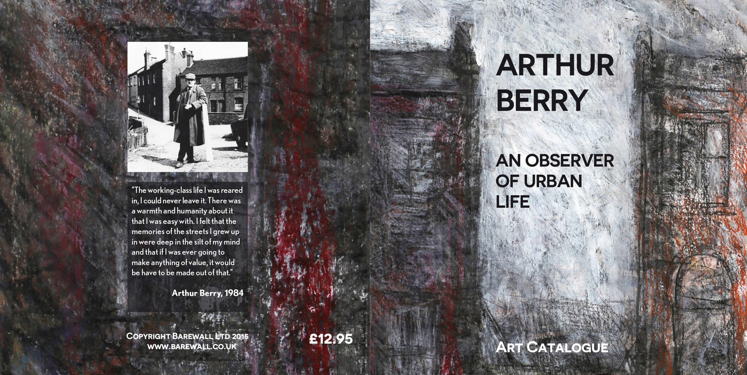 An Observation of Urban Life Book & Book Cover Design