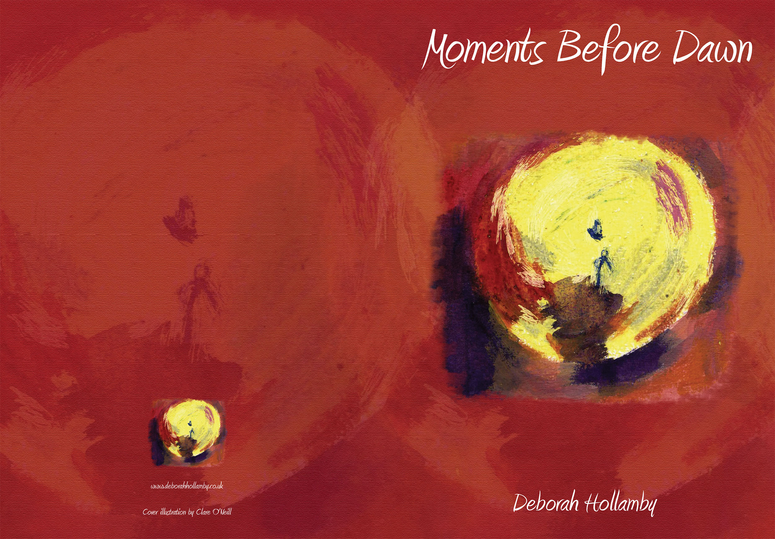 Moments Before Dawn Book & Book Cover Design