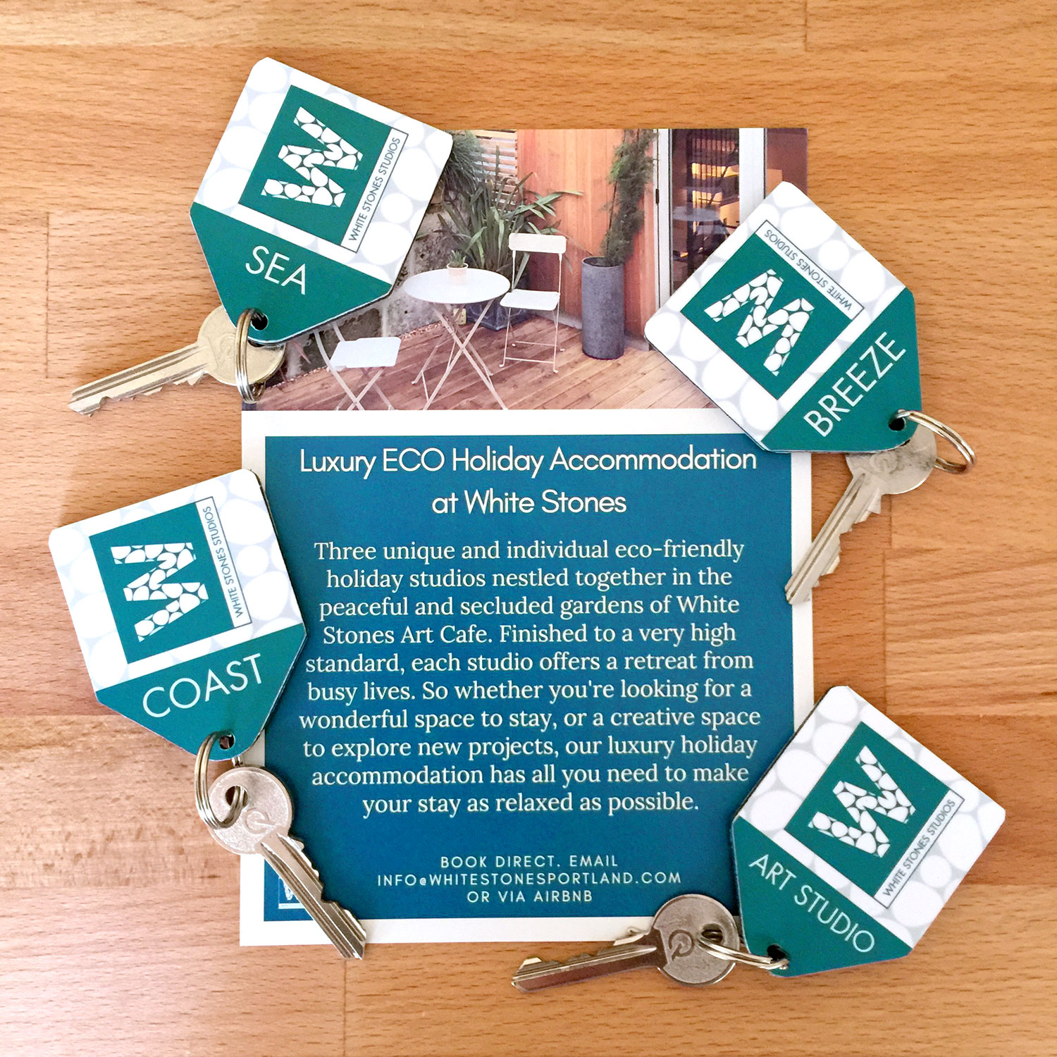 Key Tags are a great way to raise brand awareness.