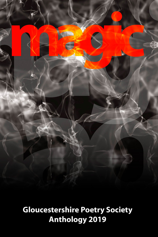 Magic Anthology Book Cover Design