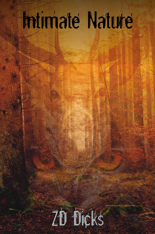 Intimate Nature Book Cover Design