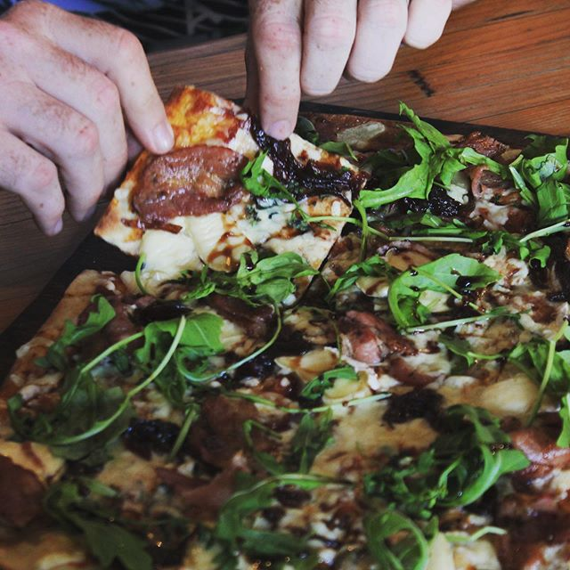 What are you doing tonight? If you're not coming to Obz Café for half price pizzas, you should change your plans 🙃 . #obzviouslyawesome #bestincapetown #halfpricepizza #pizzaislife #obzcafe