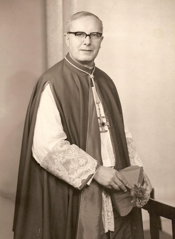 Bishop Gordon Wheeler