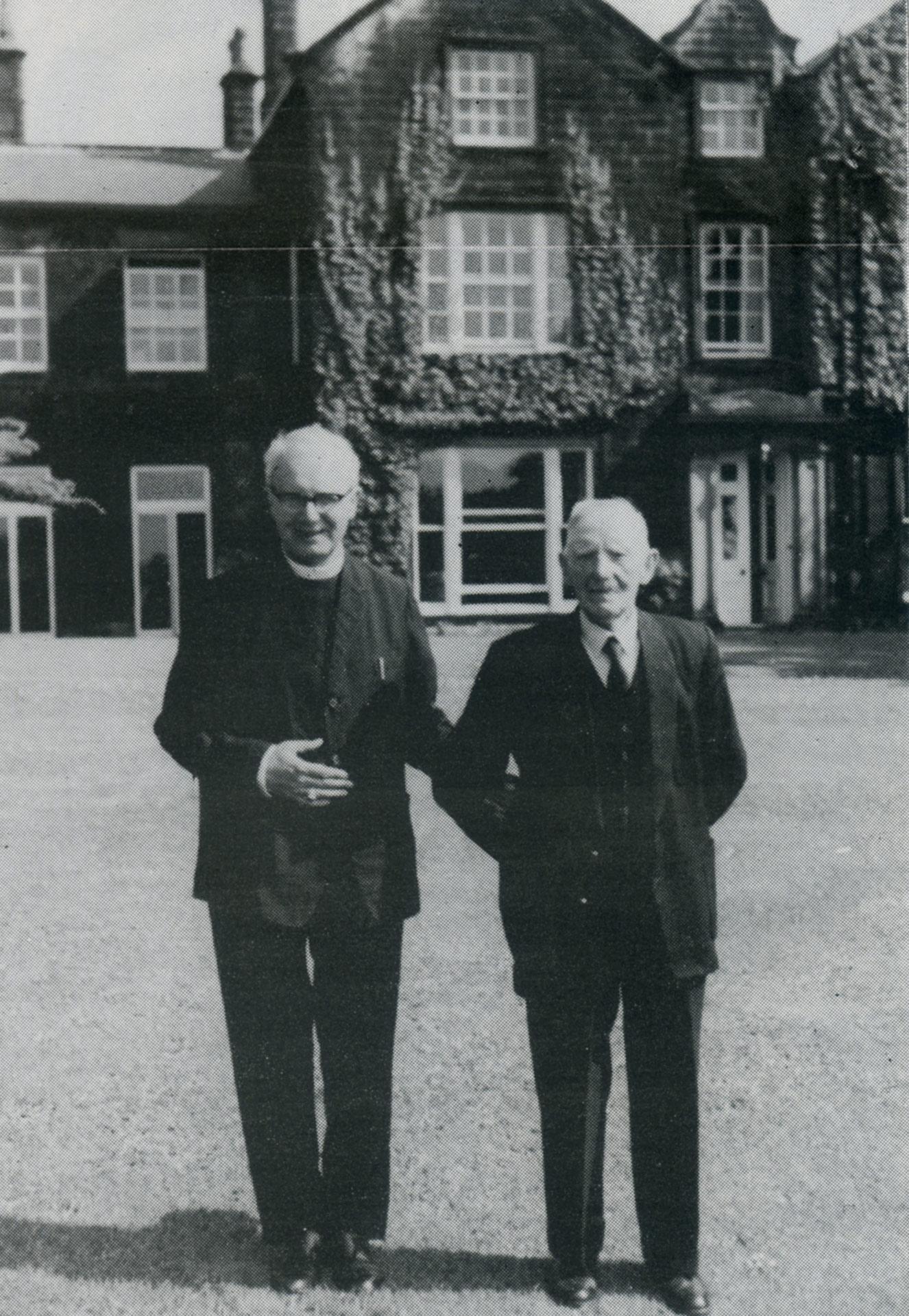 Bishop Wheeler at Eltofts