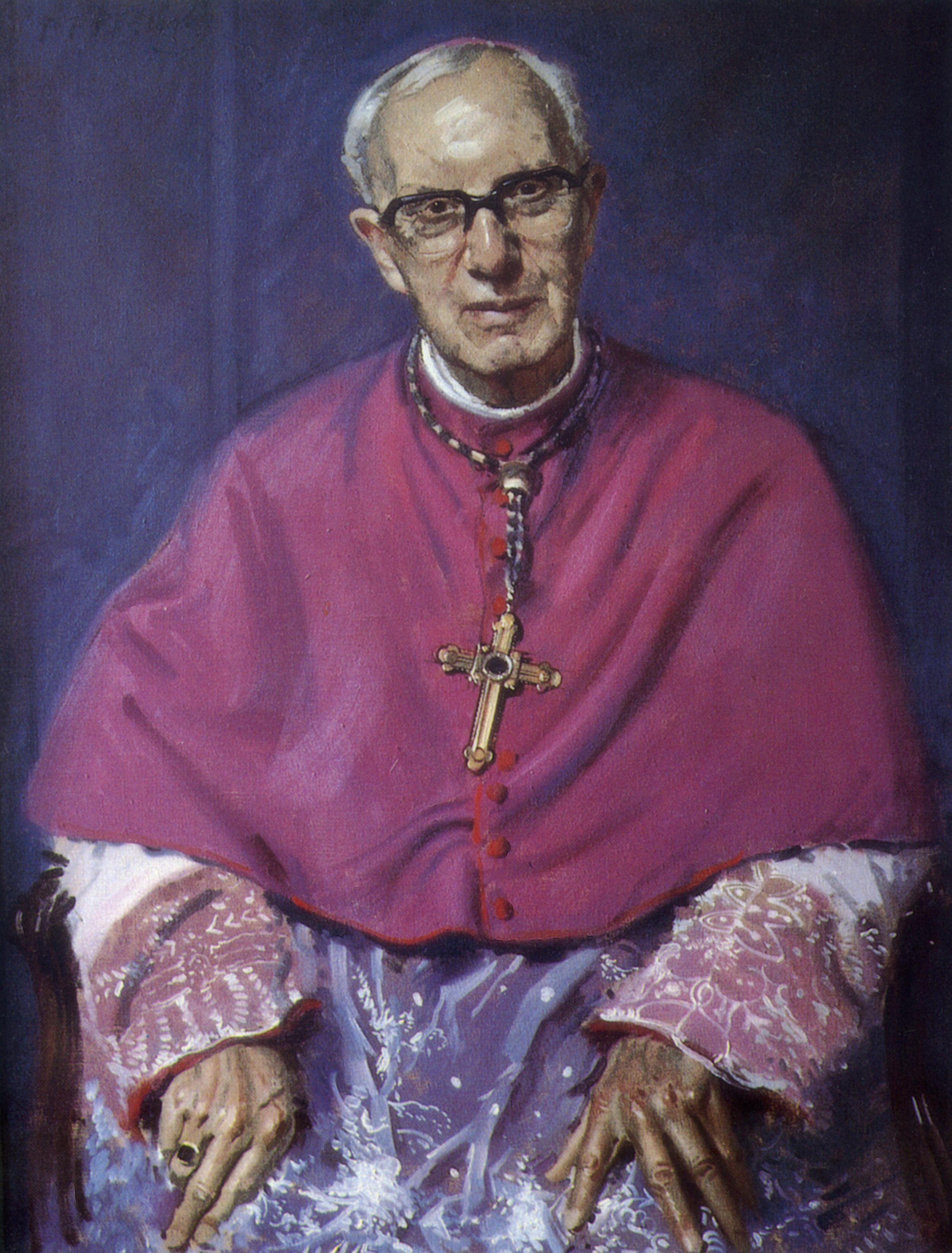 Bishop William Gordon Wheeler