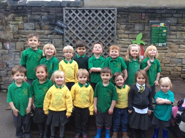 Photo: St. Joseph's Pudsey Nursery Class 2016–17