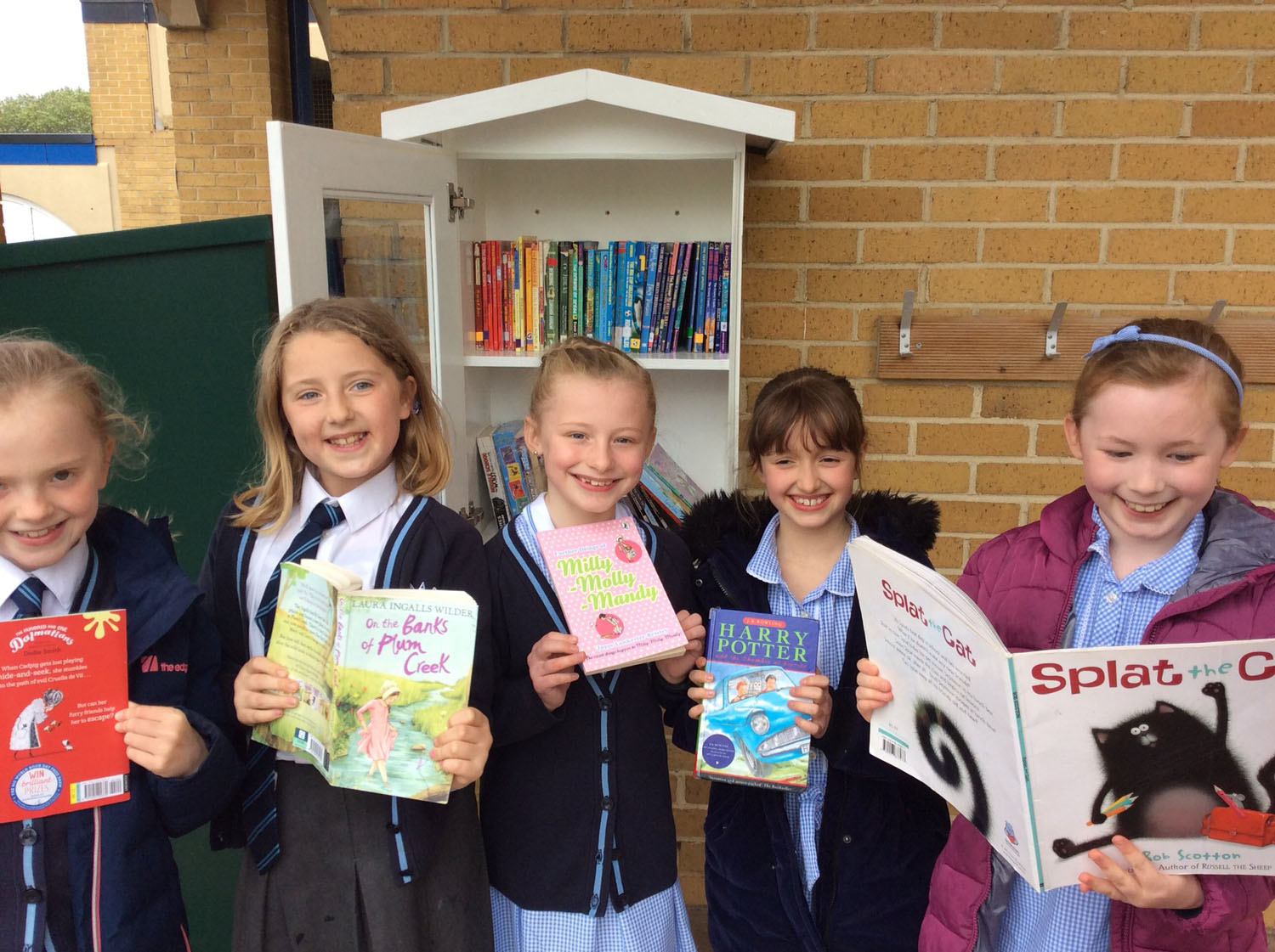 Inspiring a love of reading at St. Mary's Horsforth