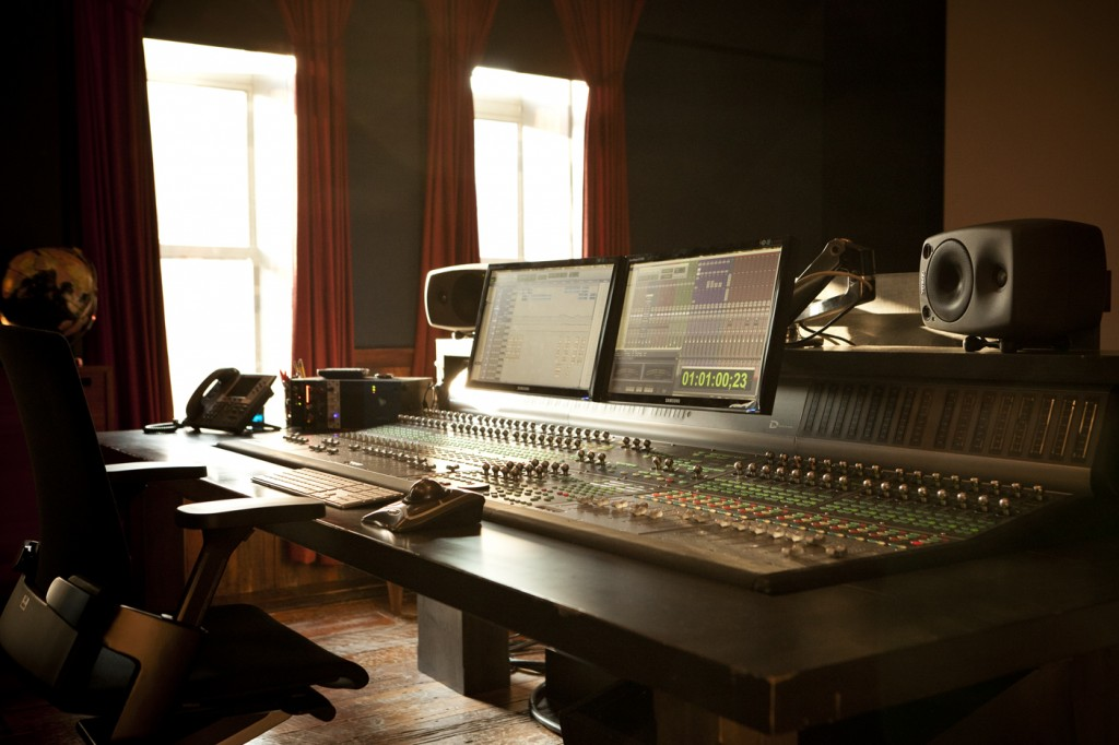 Mix 1 - Dolby 7.1 Approved, Printmaster Mix Room