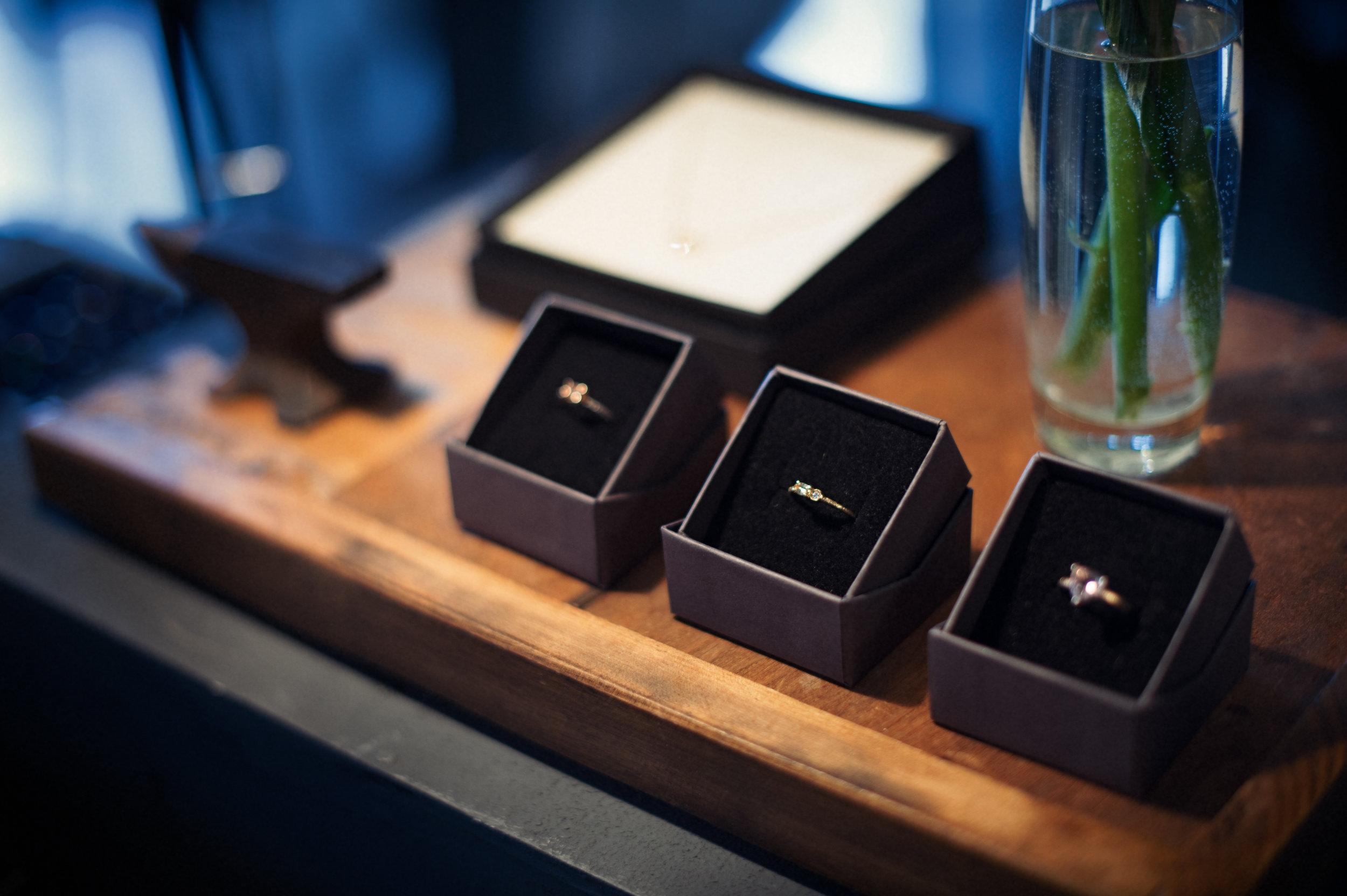 The wedding ring symbolizes unity and commitment. - At Wanderlust Jewelers, they are committed to creating the perfect ring for you and your partner.