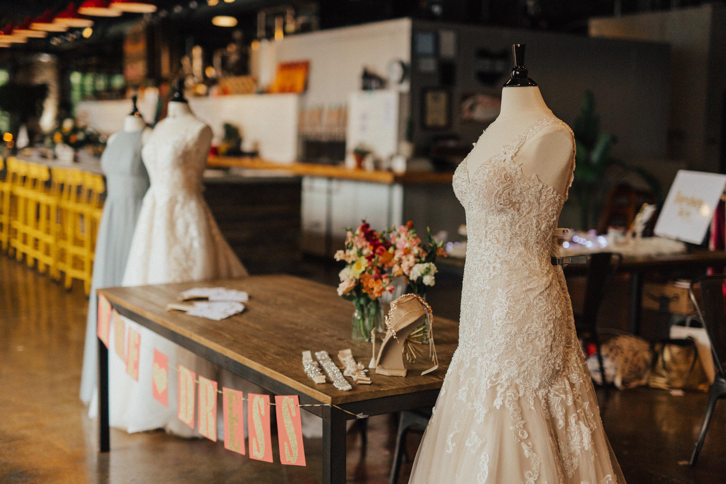 Your amazing Bridal shopping experience awaits! -