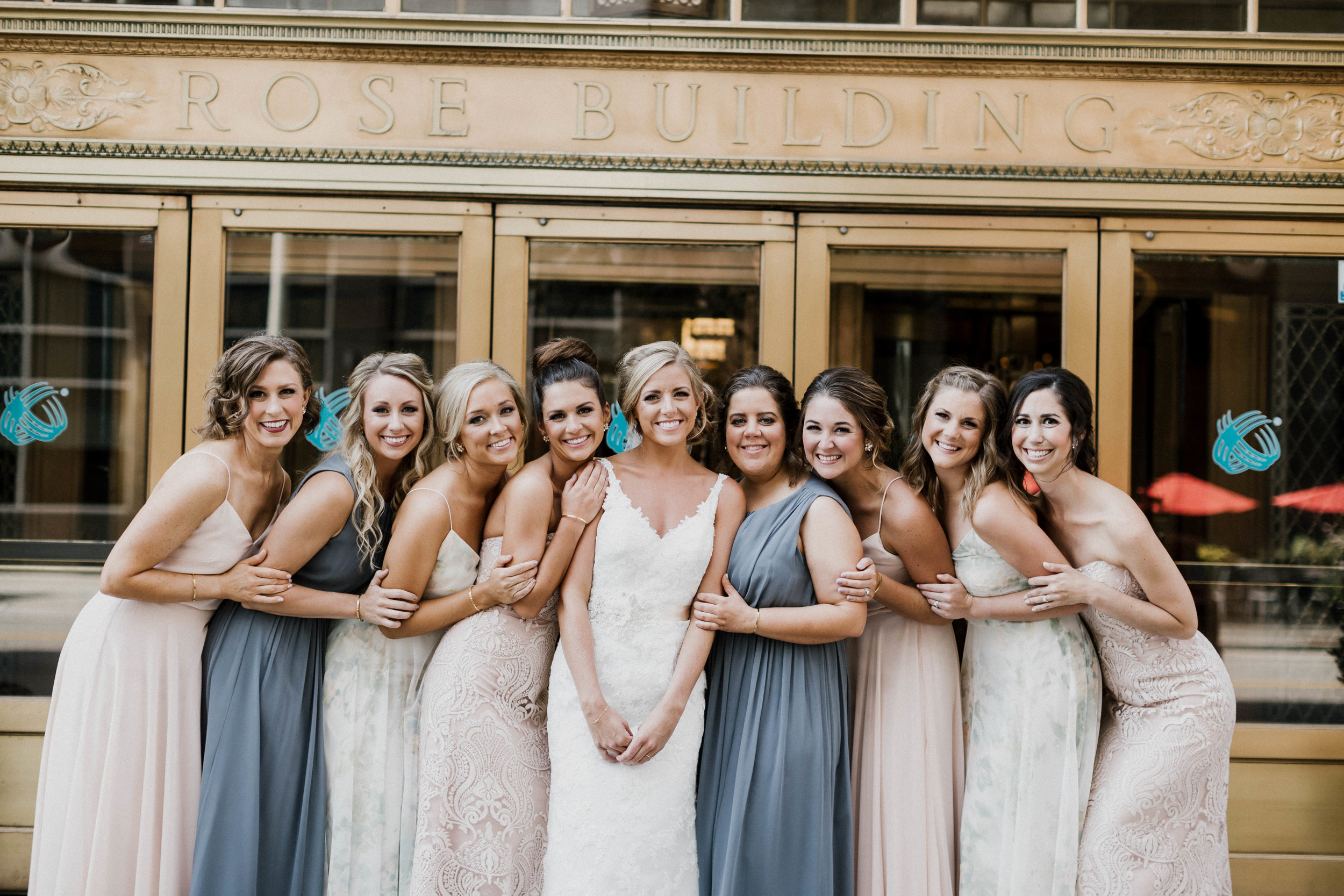The largest collection of bridesmaid dresses - from the world's leading designers! .