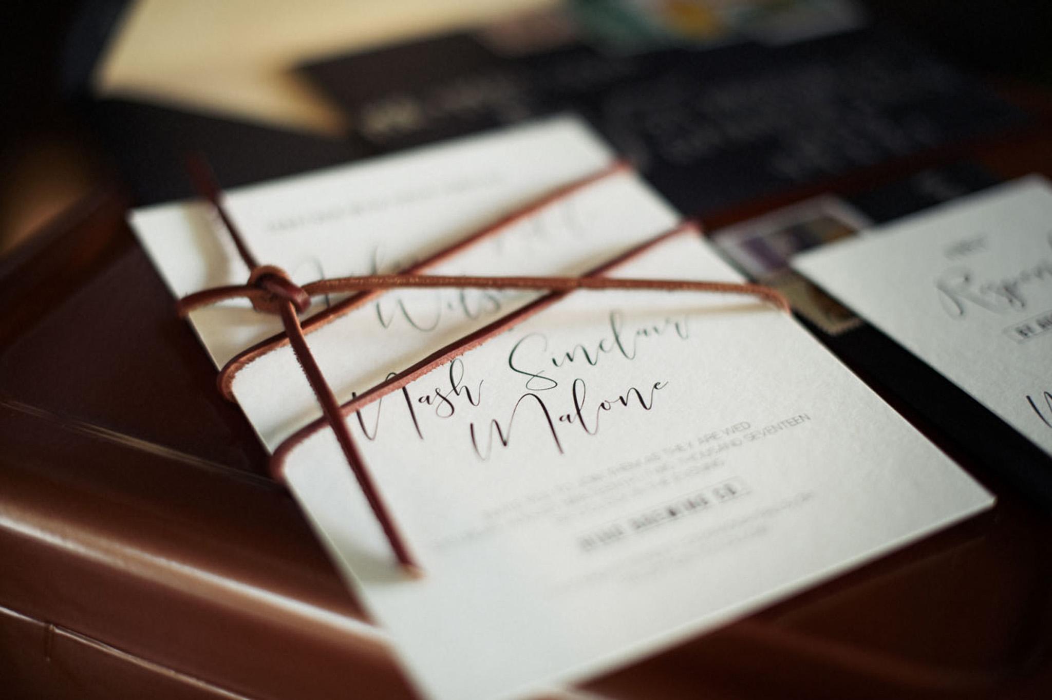 Timeless wedding invitations and coordinated details - Amanda Cursaro of Baci Designer- Founder of Handpicked | A Bridal Event -