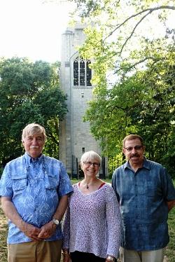 David Osburn, Denise Horstman, and George Leggiero.