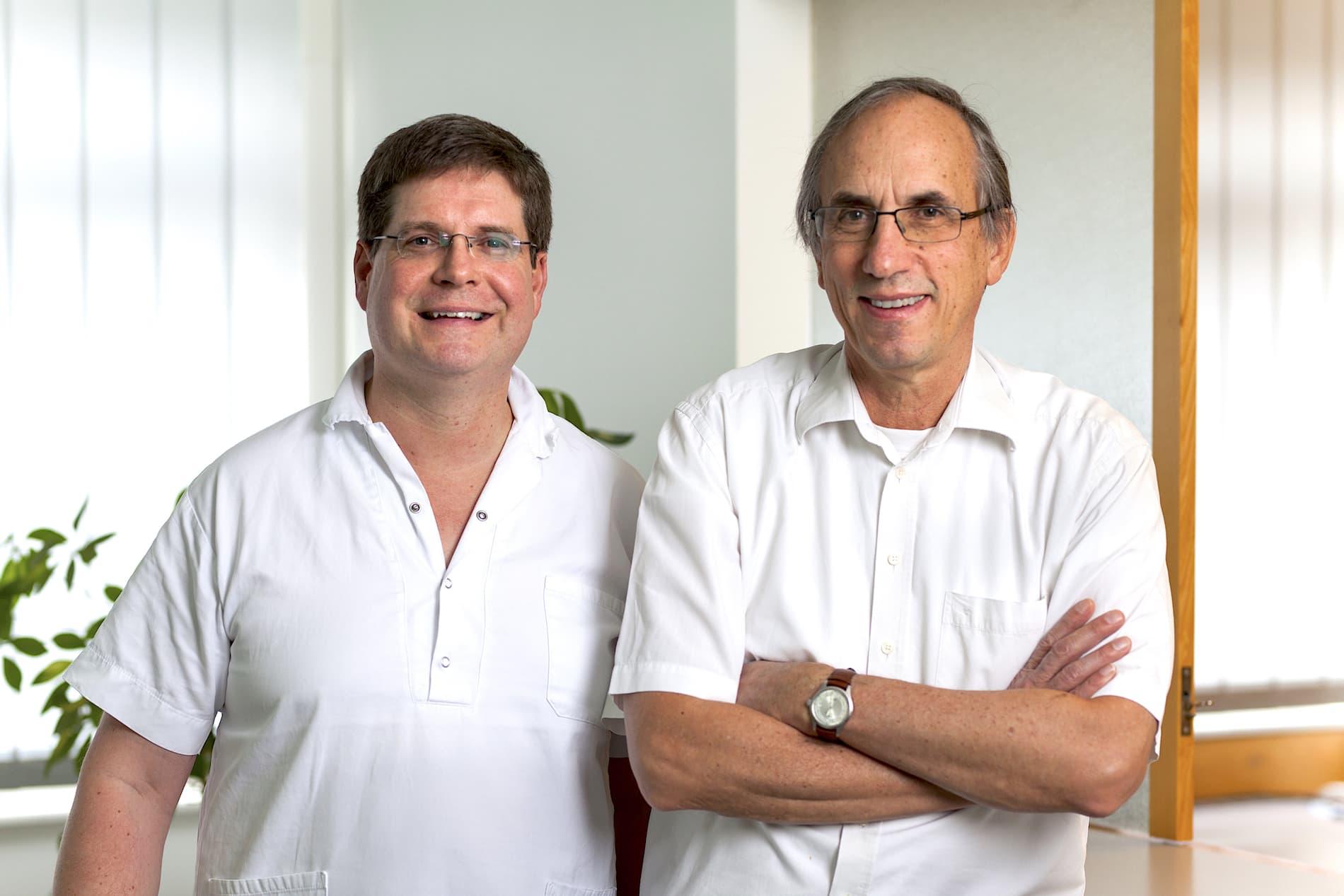 Dr. Martin Dellas & Dr. Arthur Mensdorff-Pouilly
