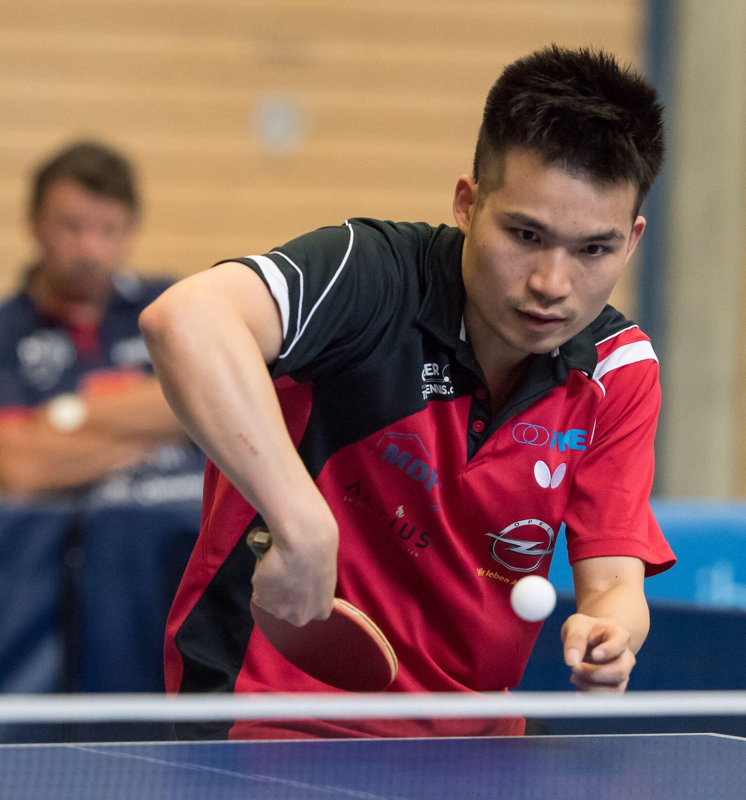 Chengbowen Yang (Foto: René Zwald)