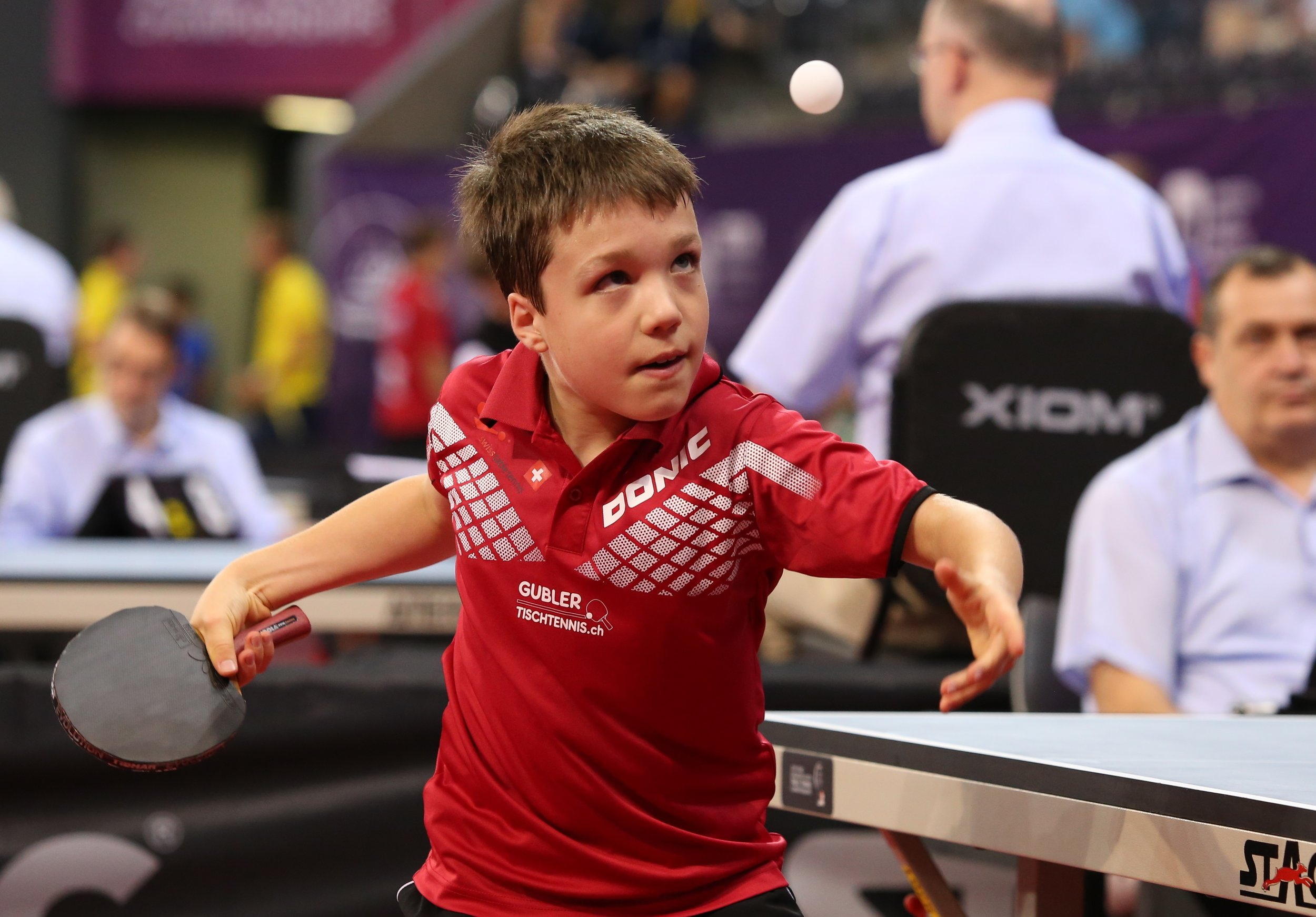 Foto: Czech Table Tennis