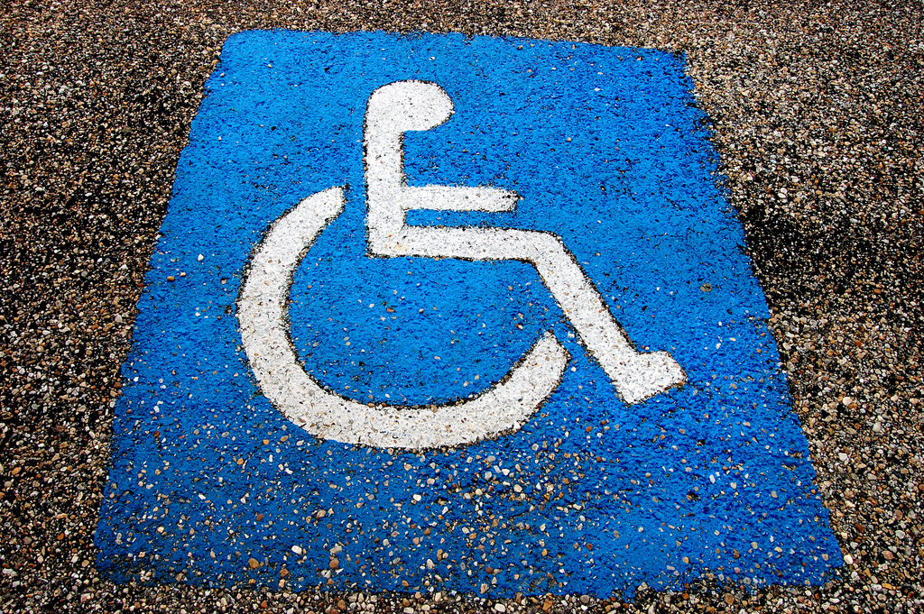 guide to defensive driving for disabled drivers (photo by https://www.flickr.com/photos/andrewbain/)