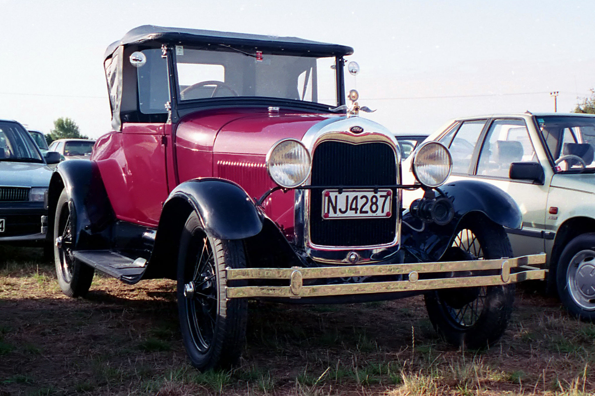 The Most Iconic Car of the 1920s: Ford Model A