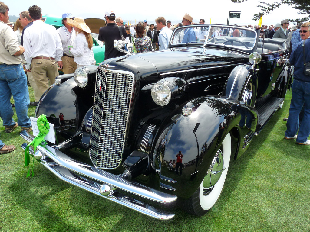 The Most Iconic Car of the 1930s: Cadillac V-16