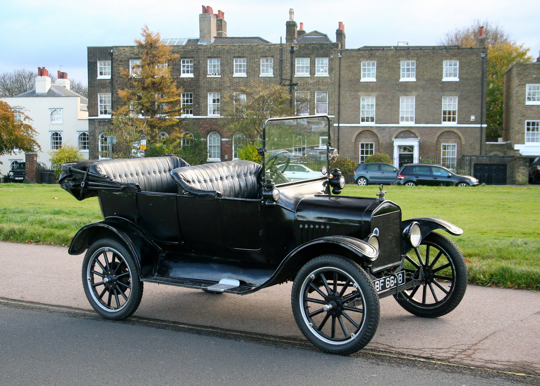 The Most Iconic Car of the 1910s: Ford Model T