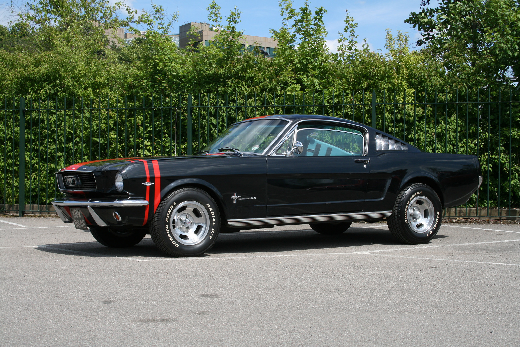 The Most Iconic Car of the 1960s: Ford Mustang