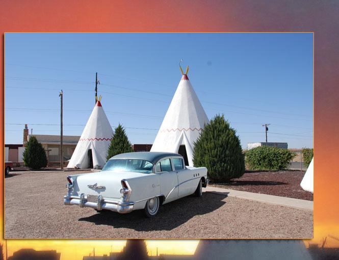 Wigwam Village Motel #6: Holbrook, Arizona