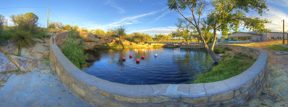 Santa Rosa Blue Hole: Santa Rosa, New Mexico