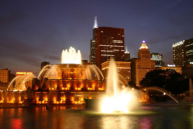 Grant Park: Chicago, Illinois