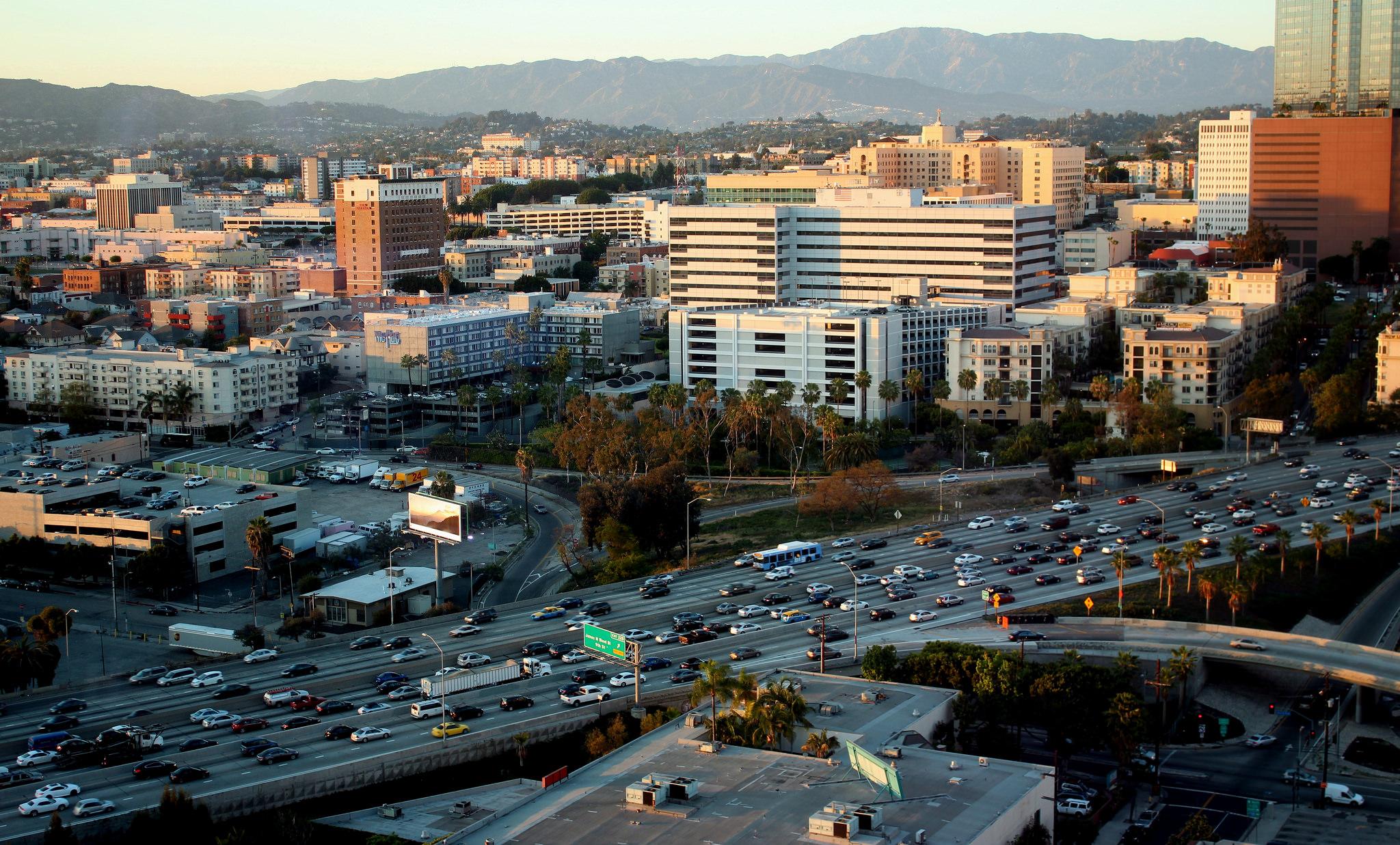 8. Los Angeles, CA