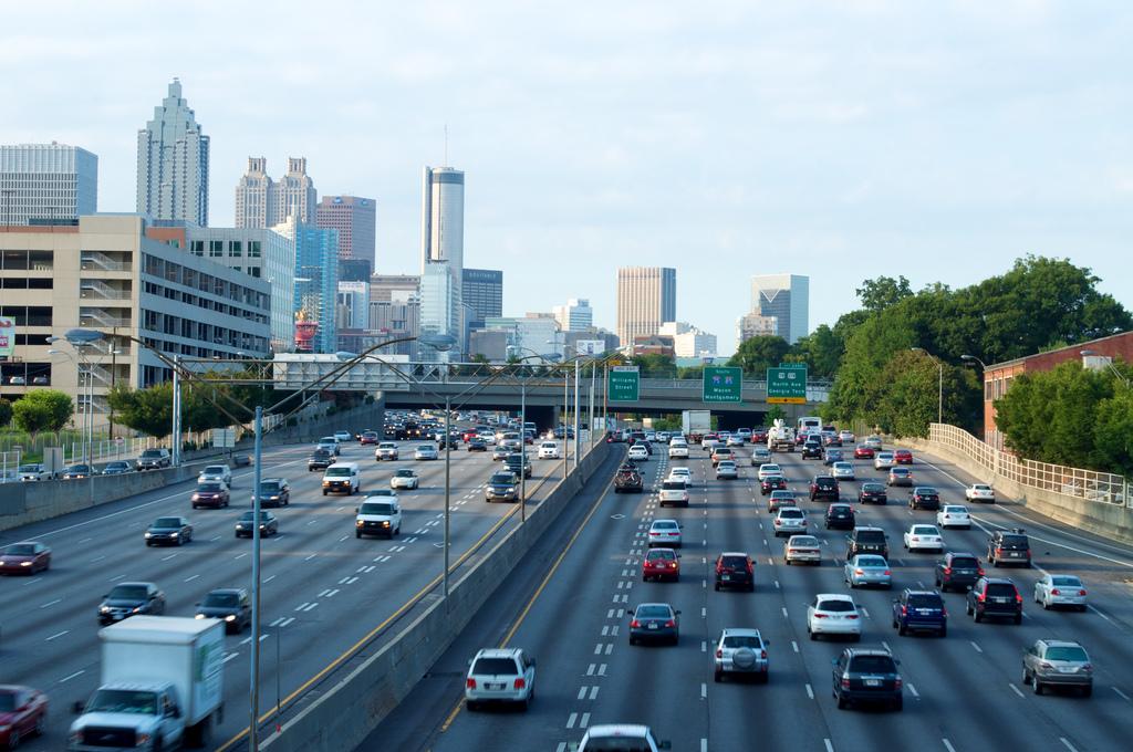 17. Atlanta, GA