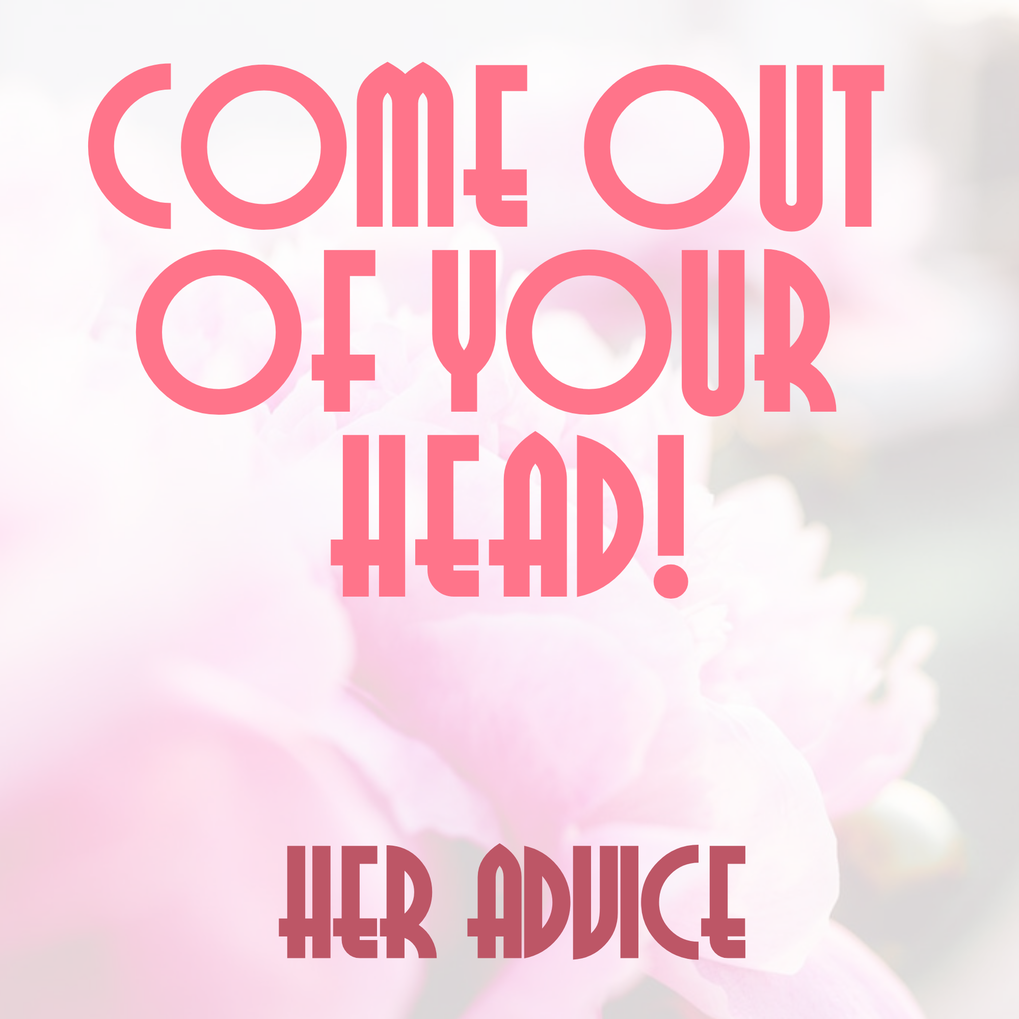 Every week I ask my guests to tell me the best piece of advice awoman has ever given to them…