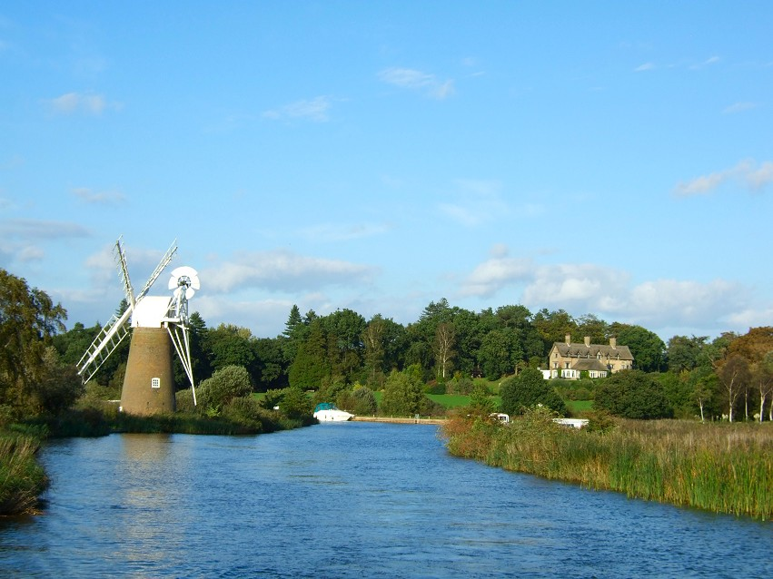 Beautiful Norfolk Broads