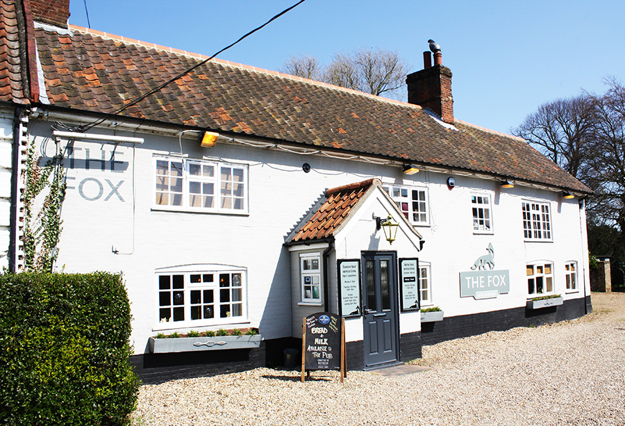 The Fox in Lyng is finalist for national awards