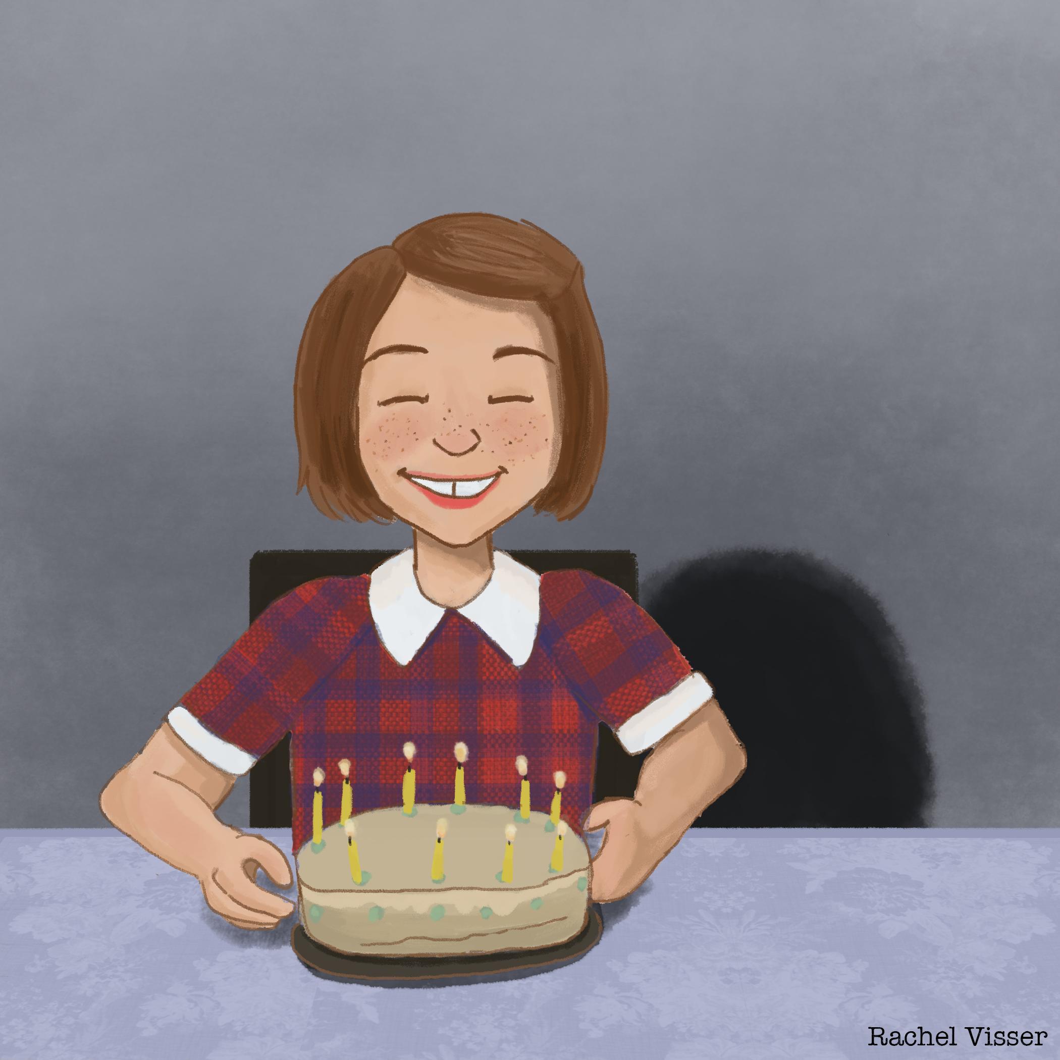 Rona's Birthday