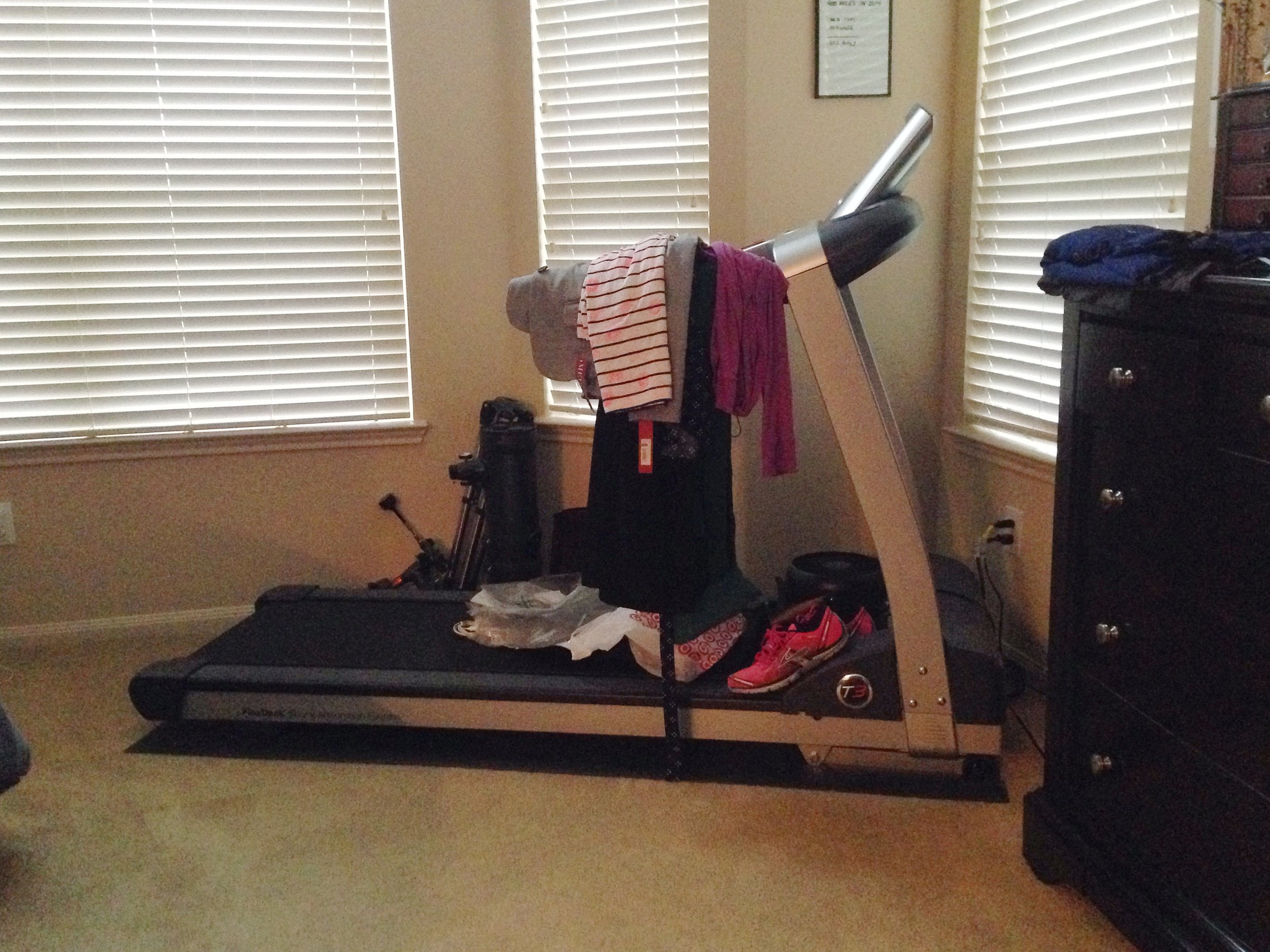 Don't Buy A Treadmill — OneTwoThrive