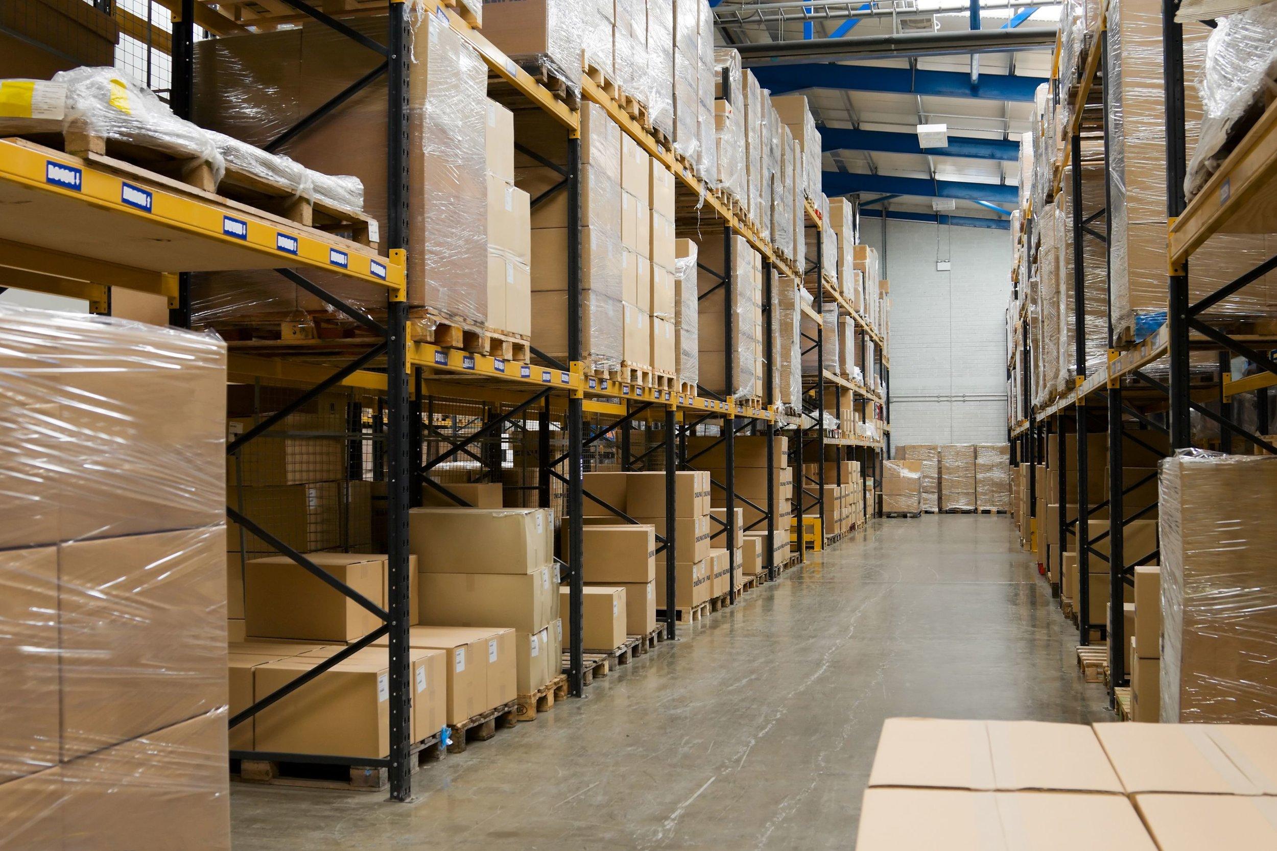 Sample Solutions LLC Warehousing