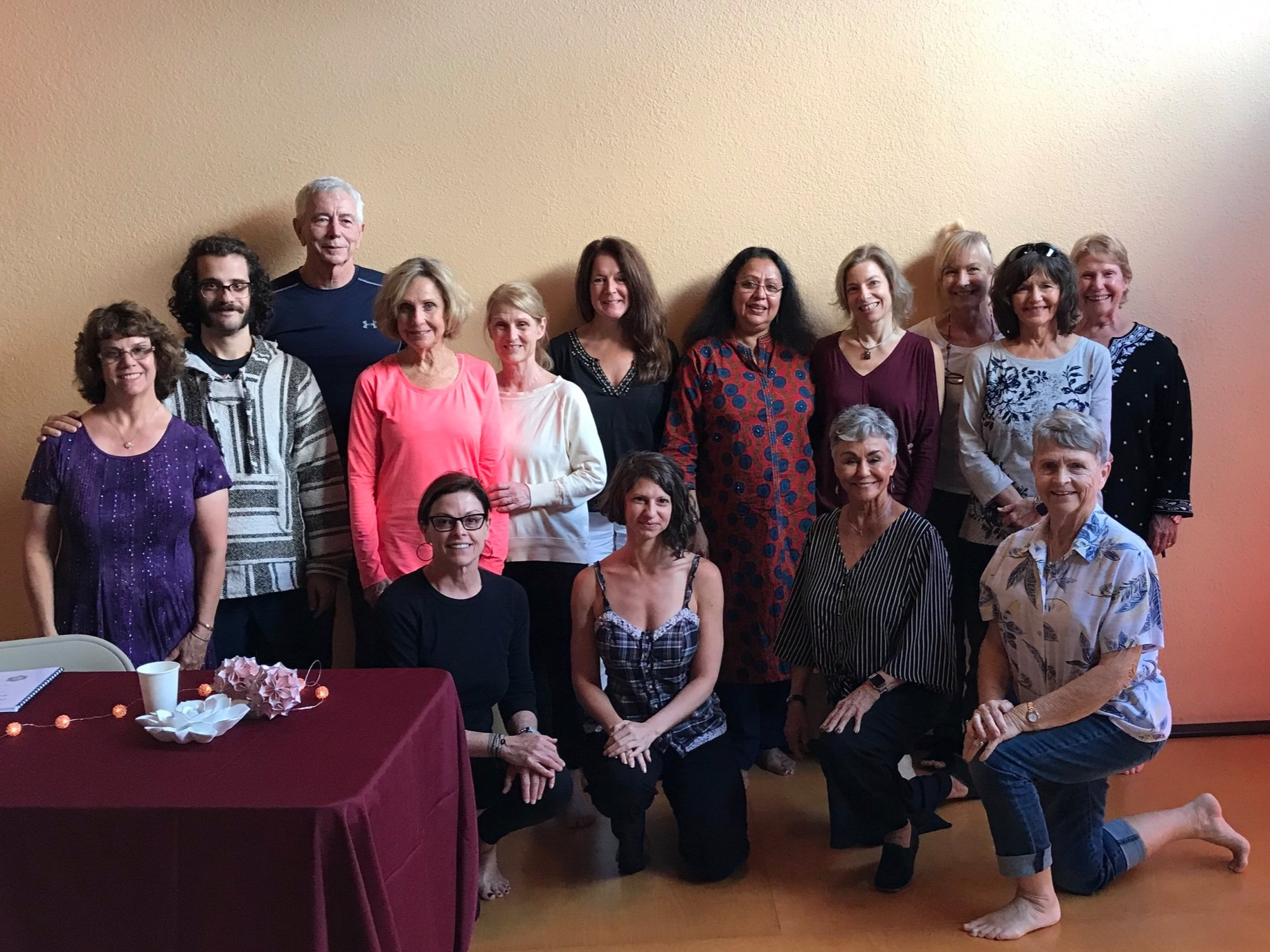 Creating Harmony in Every Relationship Workshop in Lakeland, Florida in March, 2019.
