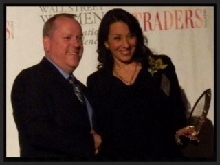 """Divine Capital receives the 2014 """"Women-Owned Brokerage of the Year"""" award."""
