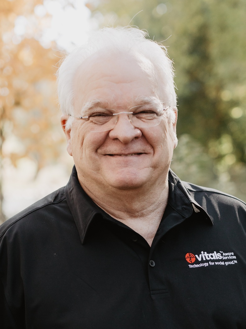 GL Hoffman is also a co-founder of Vitals™ Aware Services, a technology company designed for social good.