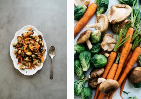 Everyday Roasted Veggies -