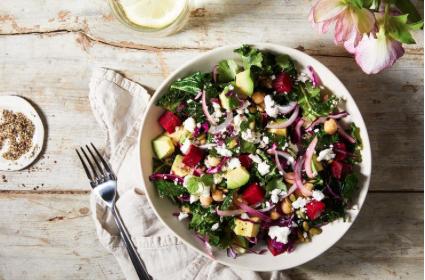 The Genius Super-Salad -
